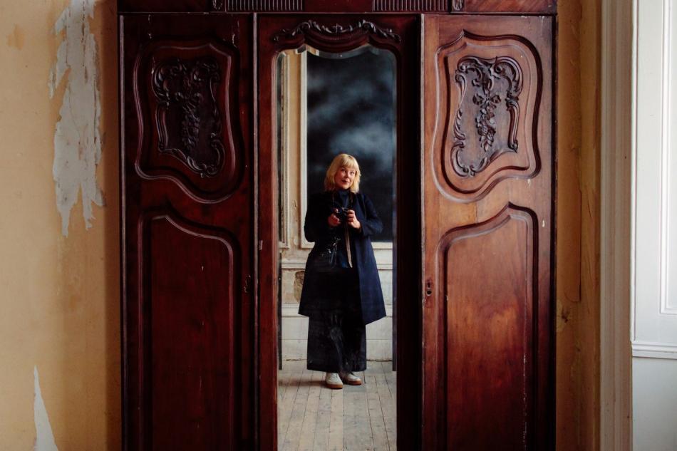 Helena Mettävainio är fotograf och har deltagit i Go Business Hangout för att utveckla sitt företag.